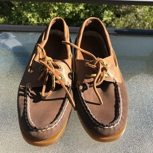 Sperry boat shoes, Sz 6M